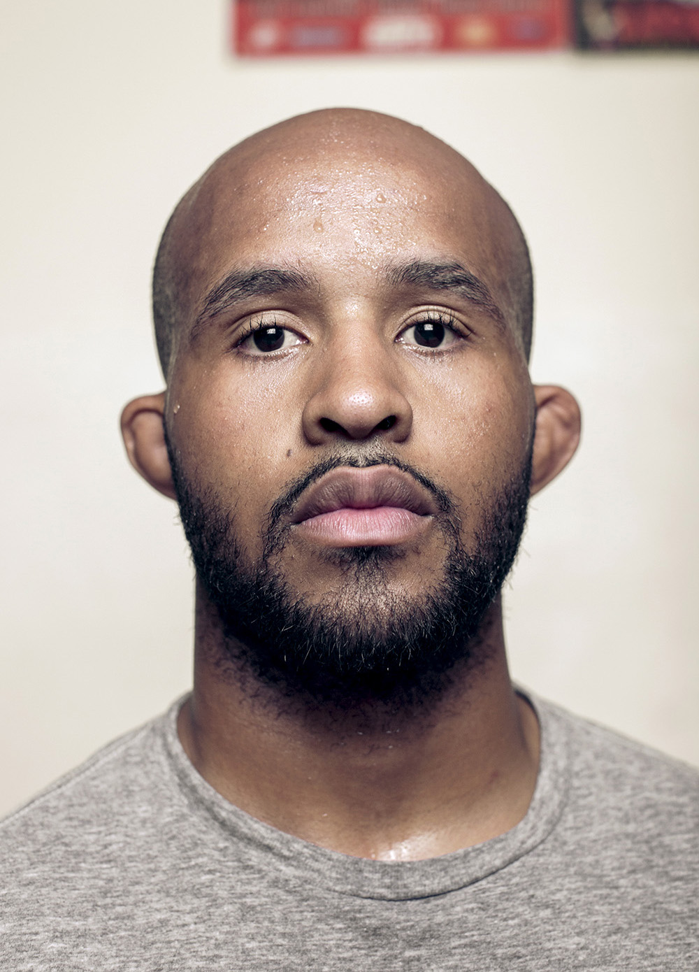 Mike Kane | UCF flyweight champ Demetrious Johnson, AKA Mighty Mouse | Seattle documentary, editorial, and commercial photography